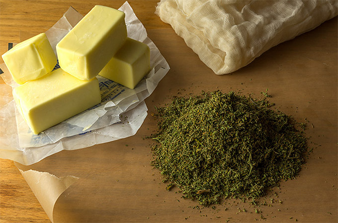 How-to-make-cannabutter-marijuanainfused