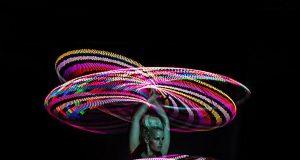Mesmerizing Hula Hoop Dancers (Video) | Third Monk image 1