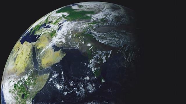 Timelapse Earth 3