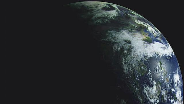 Timelapse Earth 1
