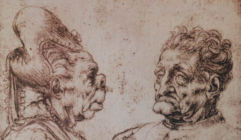 Drawing Advice From Leonardo da Vinci | Third Monk image 1