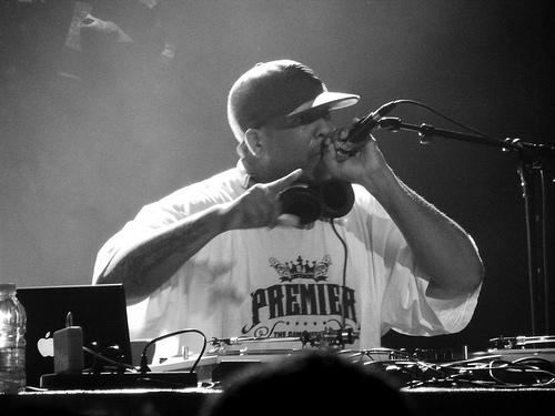Top DJ Premier Beats Compilation | Third Monk