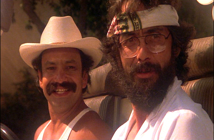 Cheech & Chong, Nice Dreams - My Balls Itch, Nuthouse Scene (Video) | Third Monk