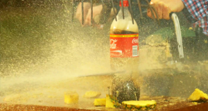 1080p Super Slow Motion - Hilarious Explosion Highlights (Video) | Third Monk