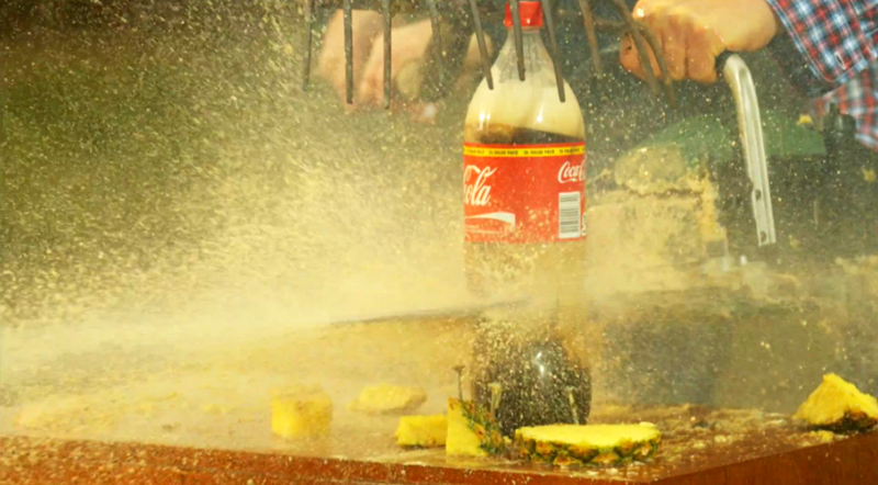 1080p Super Slow Motion - Hilarious Explosion Highlights (Video)   Third Monk