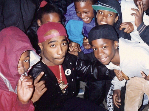 2pac On Income, Class Inequality and the Rich Wasting Resources in Excess (Video) | Third Monk