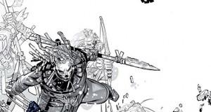 X-Men Artist, Chris Bachalo Art Gallery | Third Monk image 5