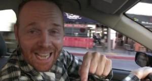 The Bill Burr Travel Show - Tour of Santa Monica, Venice Beach (Video) | Third Monk