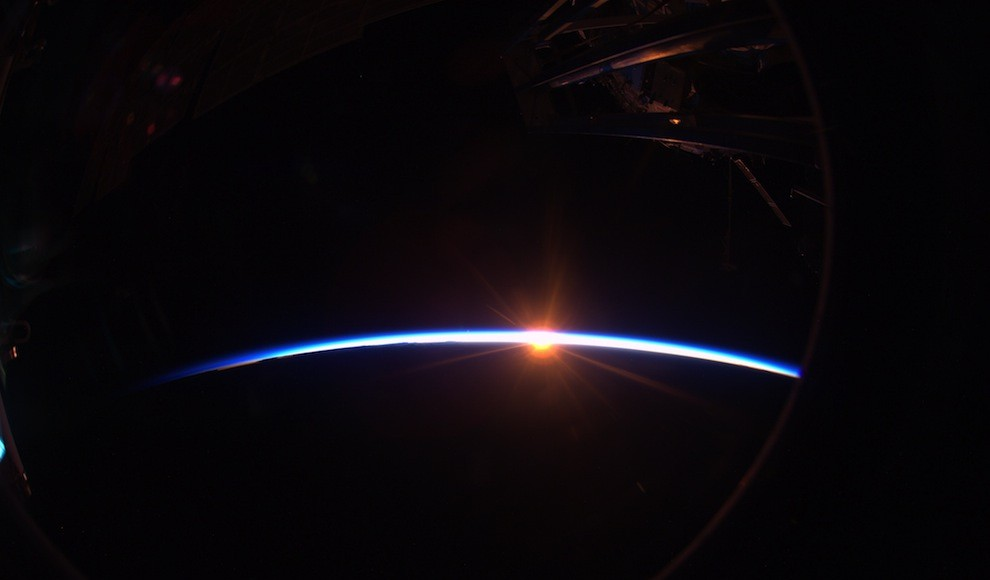 Incredible Aerial Photos of Earth Taken From the Space Station (Photo Gallery) | Third Monk image 3