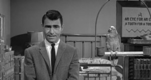 Rod Serling, Creator of the Twilight Zone on Censorship and Sponsor Interference (Video) | Third Monk