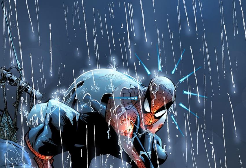 The Amazing Spider-Man Artist, Humberto Ramos Art Gallery   Third Monk image 4