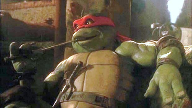 Raphael, The Ninja Turtle Gangsta (Video) | Third Monk