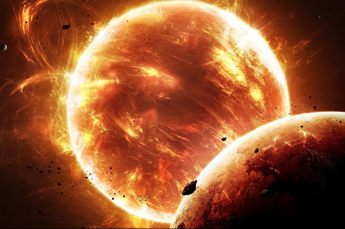 Our Sun Compared to the Largest Star Ever Discovered (Video)   Third Monk image 1