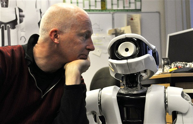 Two Robots Create Their Own Language, BBC's Hunt for Artificial Intelligence (Video) | Third Monk