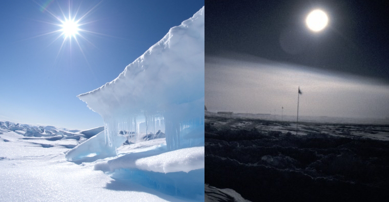 Endless Daylight and Darkness at the Poles - Midnight Sun and Polar Night Time Lapse (Video)   Third Monk image 3