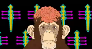 Terence McKenna - Stoned Ape Theory, Animation On Shrooms and Human Evolution (Video) | Third Monk