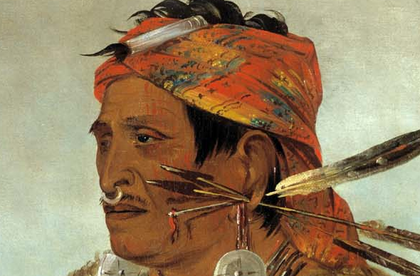 Chief Tecumseh - The Fear of Death Poem | Third Monk image 3