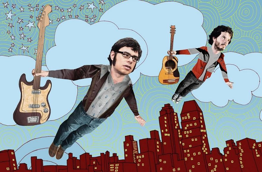Flight of the Conchords - Funniest Songs Collection (Video) | Third Monk