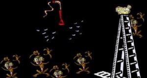 The Monkey Ladder Experiment - Following False Beliefs (Comic Strip) | Third Monk image 2