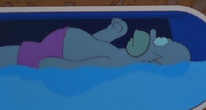 Homer and Lisa Simpson Visit the Isolation Tank (Video) | Third Monk