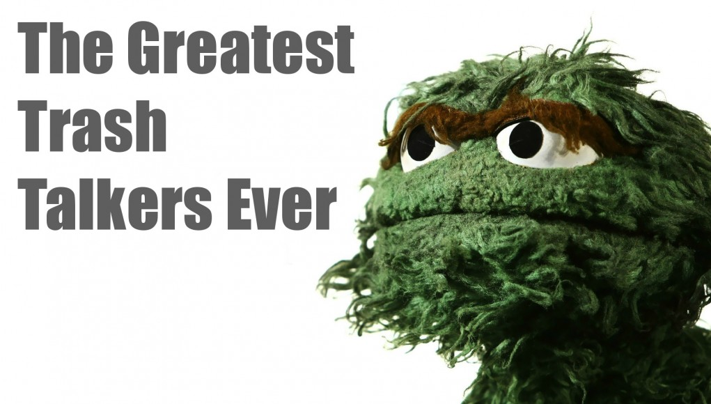 The Greatest Trash Talkers Ever (Video) | Third Monk image 2