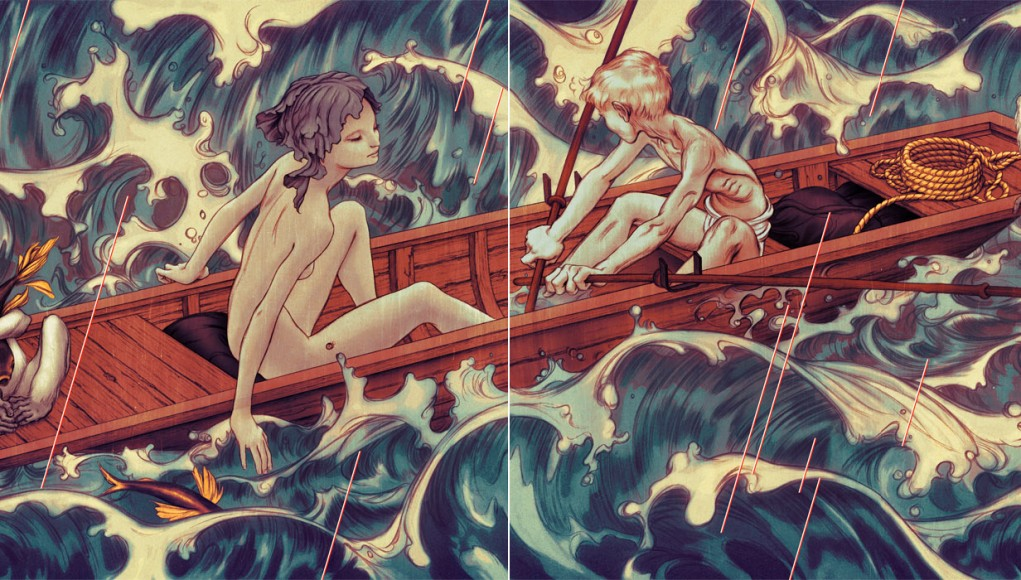 James Jean, Psychedelic Art Gallery | Third Monk image 14