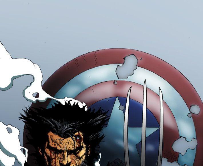 Wolverine Artist, Leinil Yu Art Gallery   Third Monk image 20