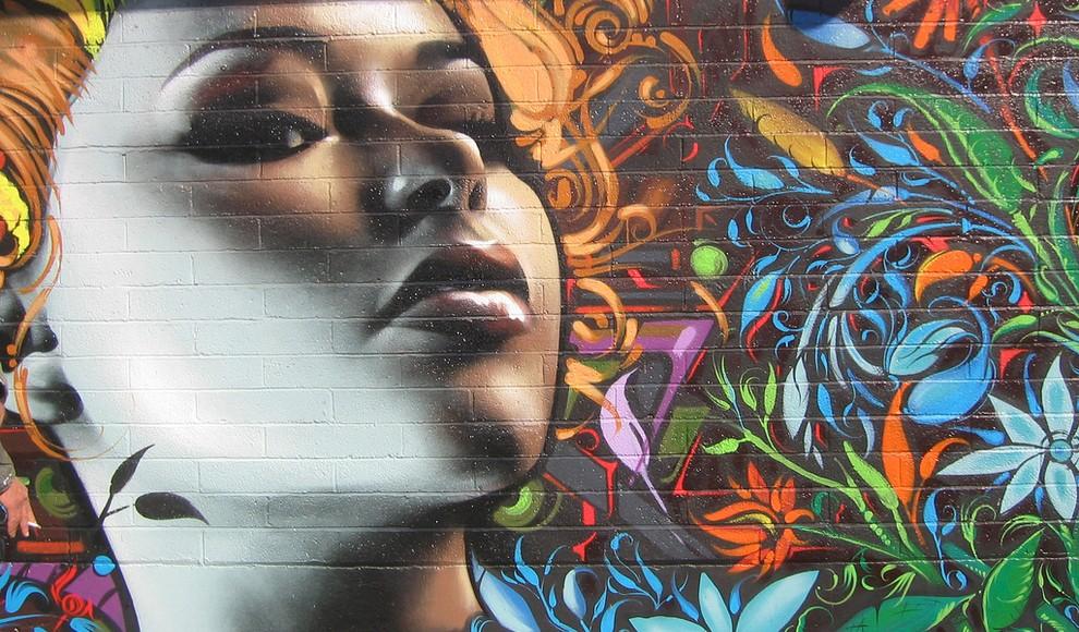 Street Art From Around The World, Graffiti Art Gallery | Third Monk image 5