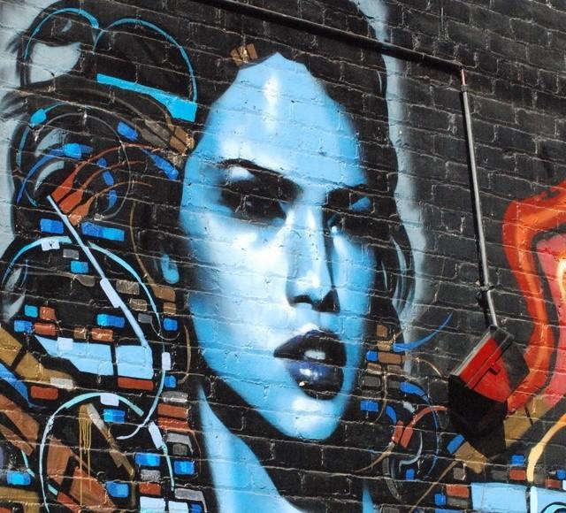 El Mac, Photorealistic Street Art Gallery | Third Monk image 15