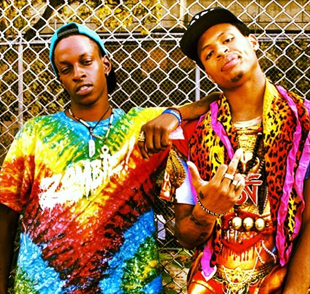 Hip Hop is Back with a Psychedelic Message! - The Underachievers (KJ Song Rec)   Third Monk image 2
