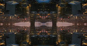 Mirror City - Amazing Psychedelic Timelapse of Kaleidoscopic Cityscapes (Video) | Third Monk image 2
