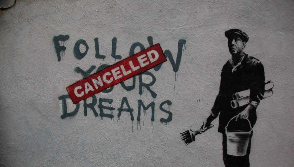 Banksy Quotes on Society, Street Art Gallery   Third Monk image 16