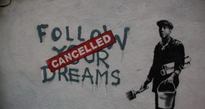 Banksy Quotes on Society, Street Art Gallery | Third Monk image 16