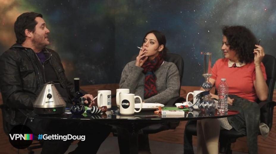 Getting Doug with High, Doug Benson's Stoner Podcast (Video) | Third Monk image 1