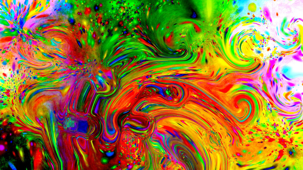 Experiencing Psychosis with Digital LSD (Video)   Third Monk image 2