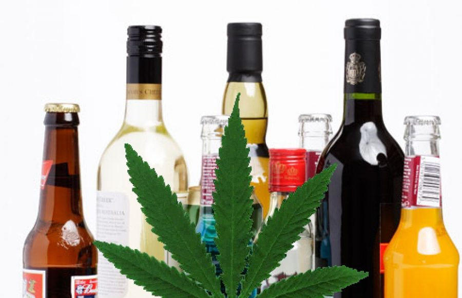 Cannabis Prevents Brain Damage Caused by Binge Drinking (Study) | Third Monk image 3
