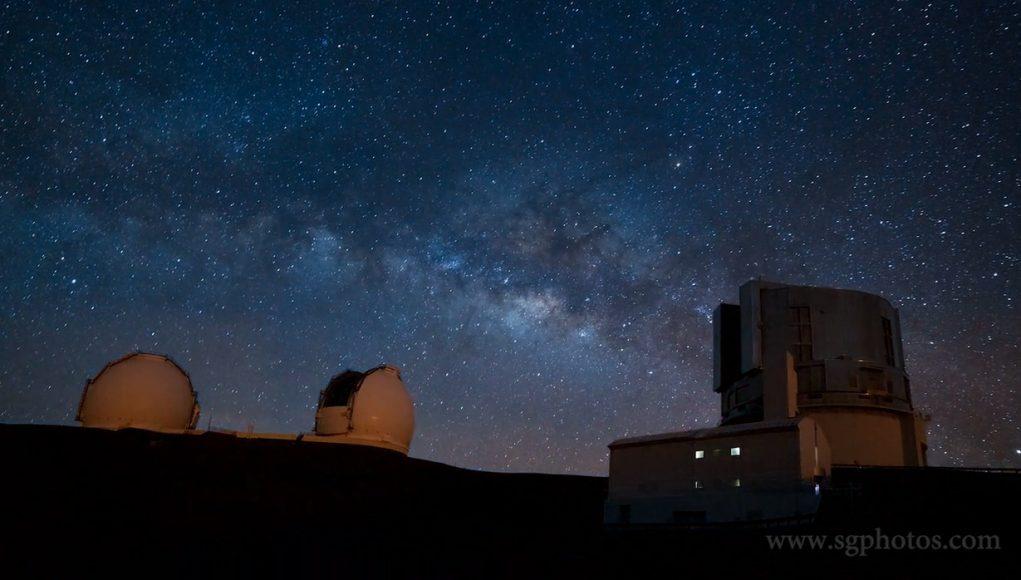 Incredible Milky Way Timelapse Reveals Hawaii Night Sky (Video) | Third Monk