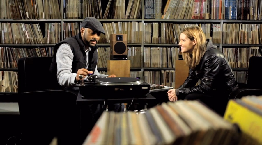 Crate Digging and Record Collecting with Madlib (Video)   Third Monk
