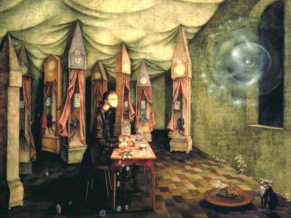 Remedios Varo - Surreal Goddess of Psychedelic Art   Third Monk image 7