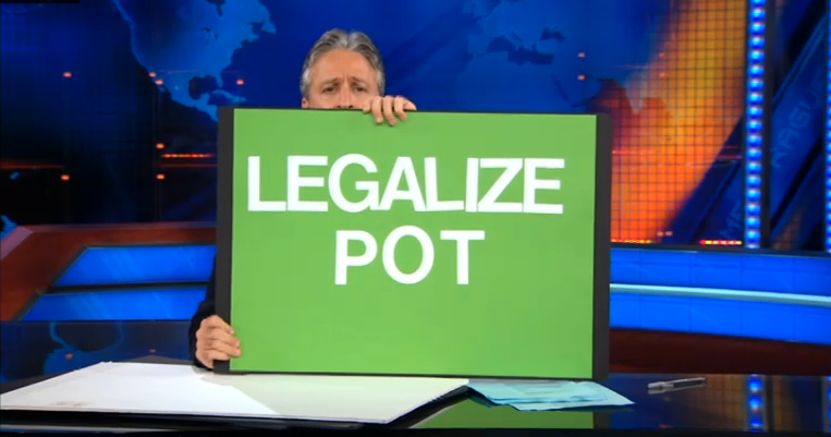 Jon Stewart Slams Media For Lying About Cannabis While Glorifying Alcohol (Video) | Third Monk