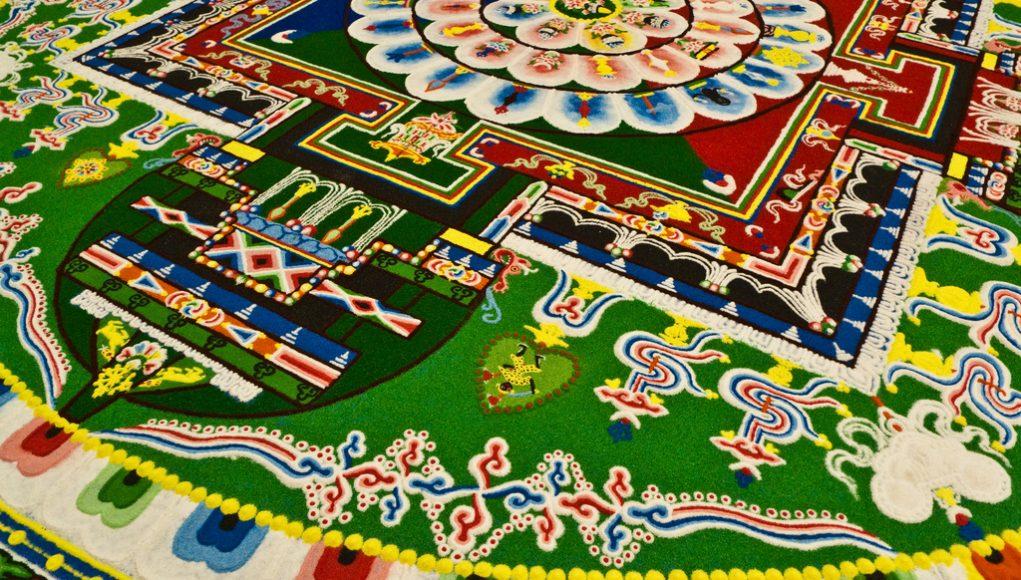 Tibetan Sand Mandalas: Healing Through Sacred Art (Photo Gallery, Video) | Third Monk image 4