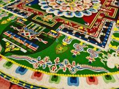 Tibetan Sand Mandalas: Healing Through Sacred Art (Photo Gallery, Video)   Third Monk image 4