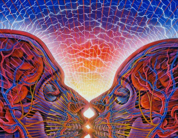 Psychedelic Drugs, Technologies of Ecstasy - Jason Silva | Third Monk