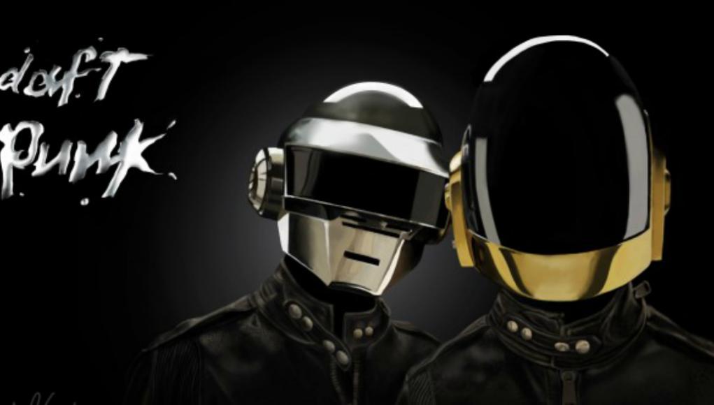 Daft Punk - 17 Funky Tracks Playlist (KJ Song Rec)   Third Monk