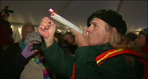 Legal Cannabis Anniversary in Seattle (Video) | Third Monk image 1