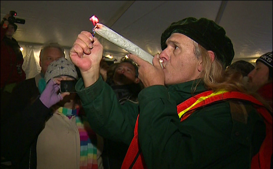 Legal Cannabis Anniversary in Seattle (Video)   Third Monk image 1