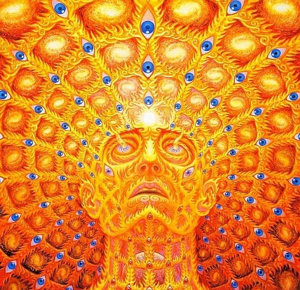 The Psychedelic Experience by Warrior Poet Aubrey Marcus (Video) | Third Monk image 1