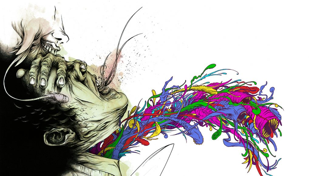 Twisting Pop Culture, Alex Pardee Art Gallery | Third Monk image 15