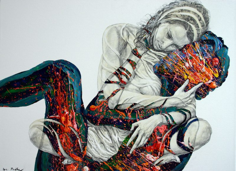 Slightly Erotic Psychedelic Art, Igor Piačka Gallery | Third Monk image 7
