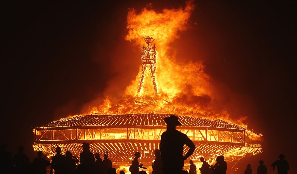 Burning Man - A Psychedelic Festival of Freedom   Third Monk image 11